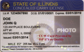 CCW license